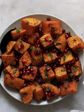 Chilli Maple Butternut Squash.